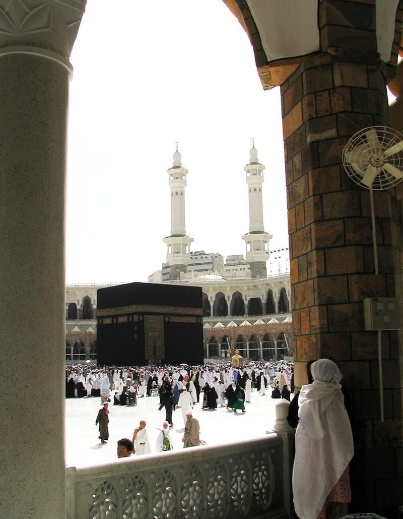مسجد الحرام—تصویر عبیداللہ کیہر