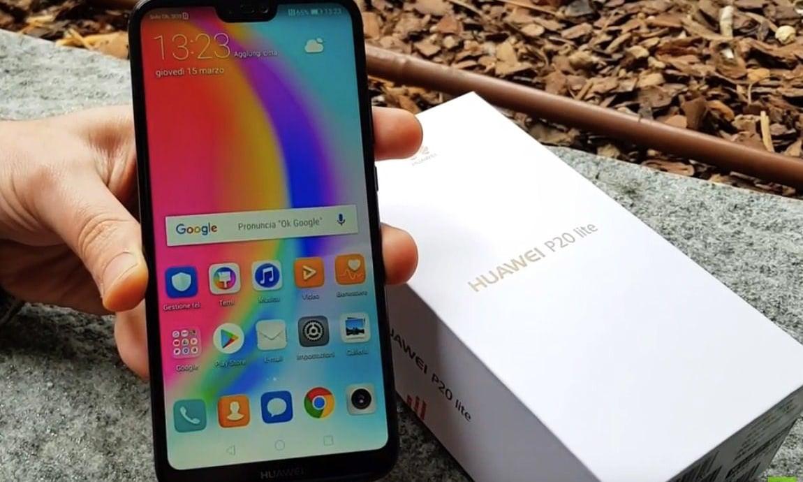 Huawei launches mid range smartphone P20 lite in Pakistan   Tech ...