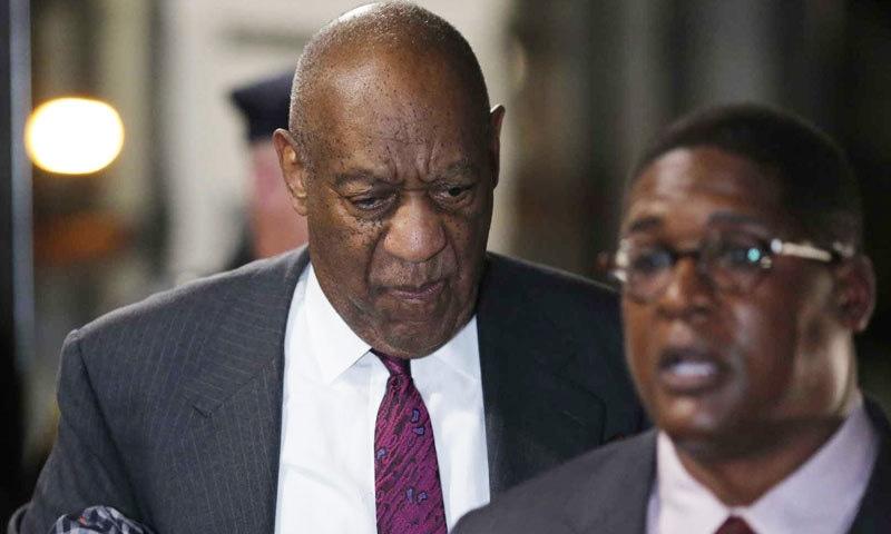 بل کوسبی نے الزامات کو شروع سے ہی جھوٹا قرار دیا تھا—فوٹو: ڈیلی وائر