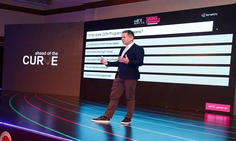 Pakistan's first digital OOH conference