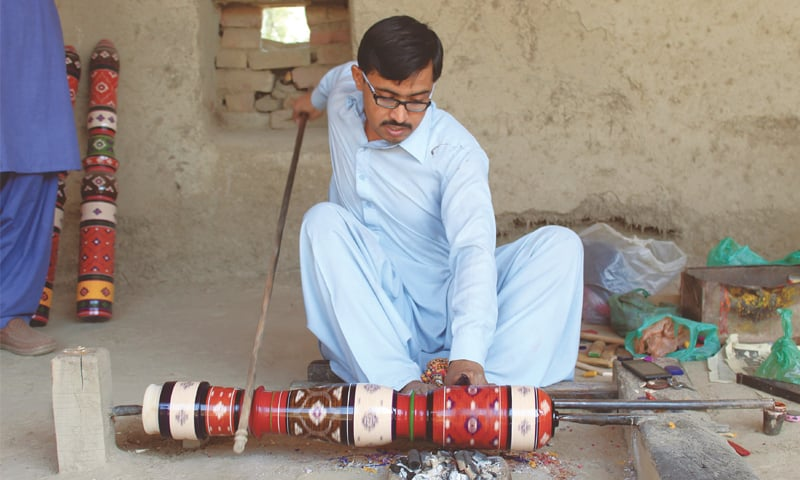 Home-made gadgets are utilised for different tasks