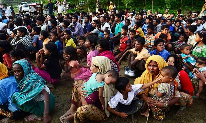 UNSC envoys hear of rapes, murders from Rohingya refugees