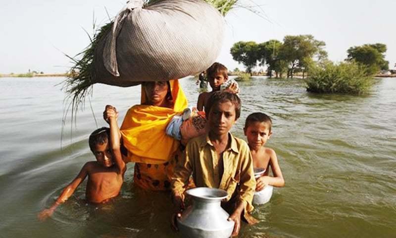 پاکستان موسمیاتی تبدیلیوں سے متاثر ہونے والے ممالک میں ساتویں نمبر پر ہے