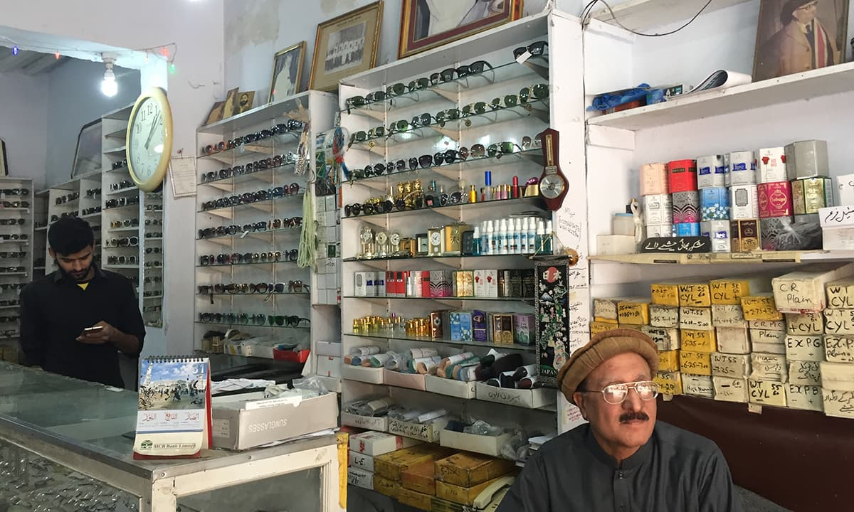Abdul Shakoor's shop in Rabwah | Haniya Javed