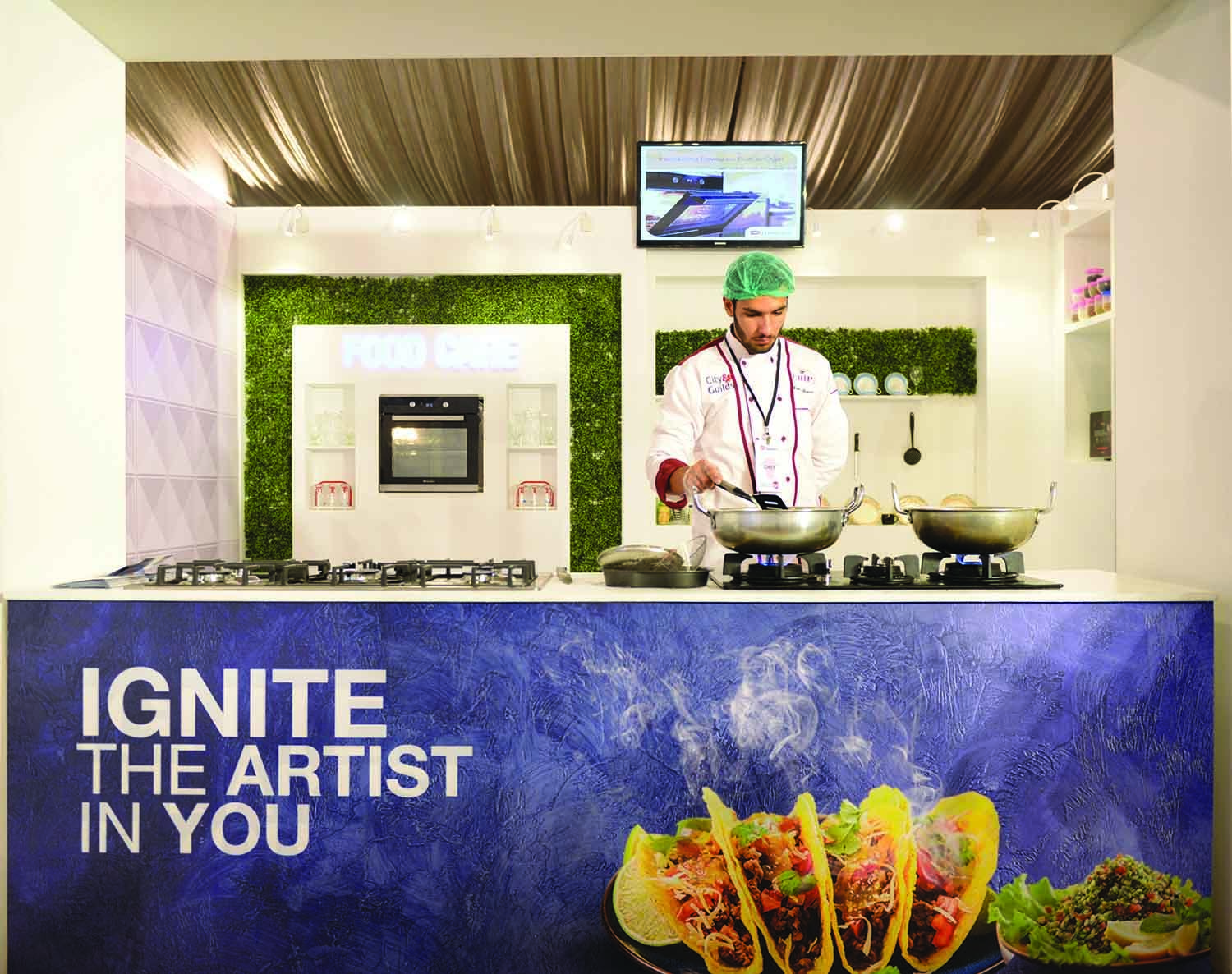 Earlier this year, Dawlance, through their activation agency, Bulls Eye DDB, organised an event in Lahore to promote their multi-purpose stoves and ovens. Founded by Shoaib Qureshy, Bulls Eye DDB was Pakistan's first specialist activation agency. Since activation events create more opportunities for personalised interactions and engagement with their target audience, an increasing number of brands have upped their marketing budgets for activation. According to the Aurora Fact File, in the FY 2016-17, ad spend on activation increased by 25%. (photo: Syed Murtaza Ali/ Dawn White Star)