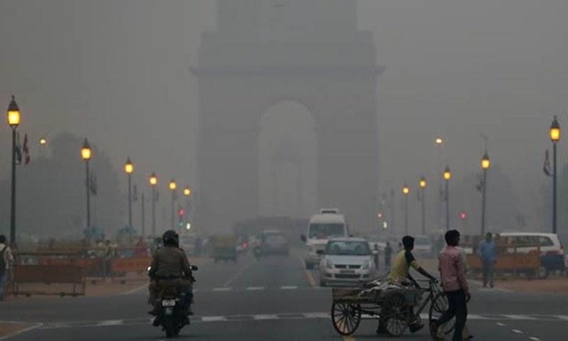 دنیا کے 90 فیصد انسان آلودہ فضا میں سانس لینے پر مجبور