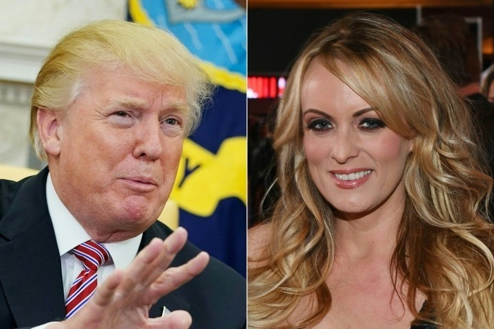 Trump says 'retainer' to lawyer covered porn star payment