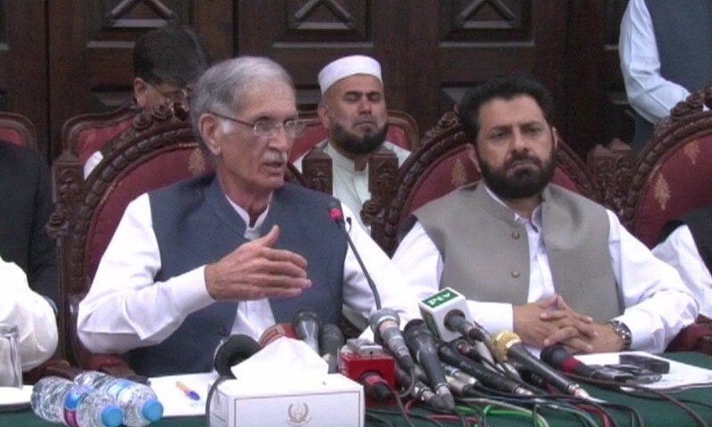 Khyber Pakhtunkhwa government extends olive branch to PTM