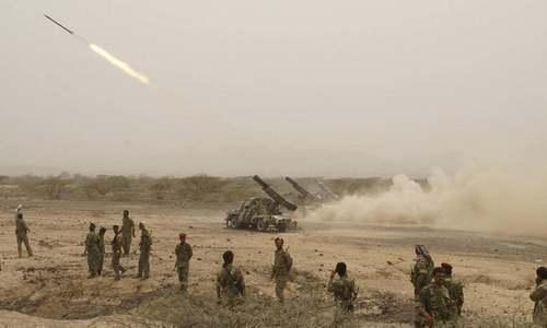US commandos help Saudis destroy Houthi missiles, says NYT