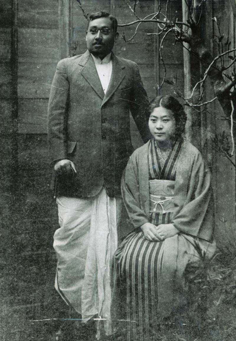 The Ghadar movement received a semblance of a central leadership when Rash Behari Bose took on the mantle in 1915. After the revolution failed, he escaped to Japan, where he got married and went on to set up the Indian Independence League in exile.—Wikimedia Commons