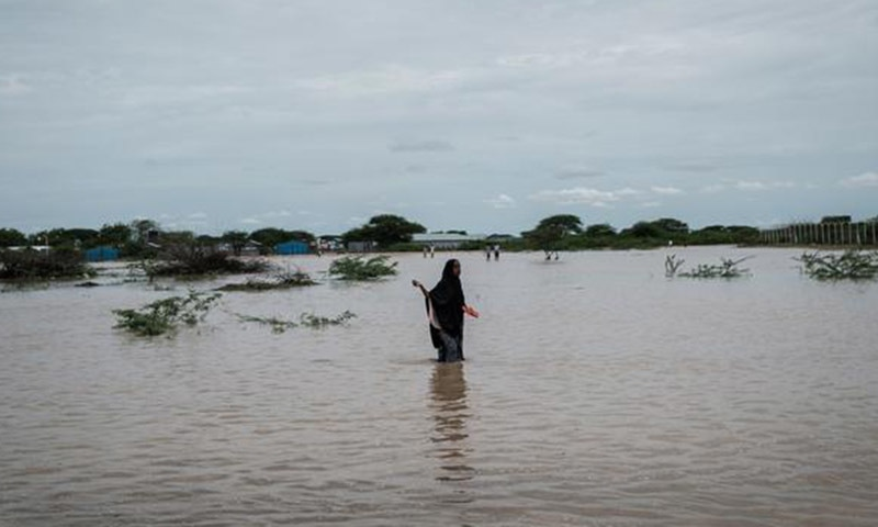 Drought-breaking downpour leaves hundreds dead in East Africa