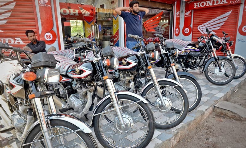 Motorbike assemblers raise prices - Newspaper - DAWN COM