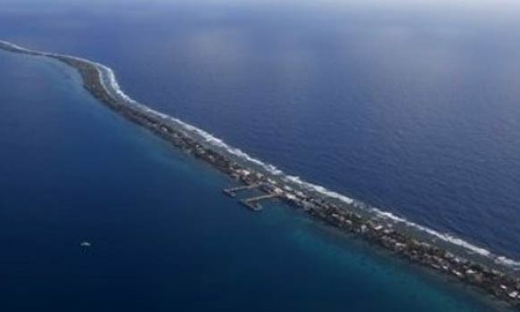 US 'concerned over militarisation' of South China Sea