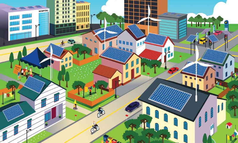 Rooftop solar revolution: giving power to the consumer