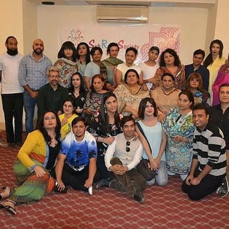 Kami Sid with Naz Pakistan