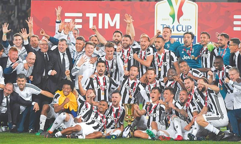 Juve rout Milan to win Coppa Italia again - Newspaper ...