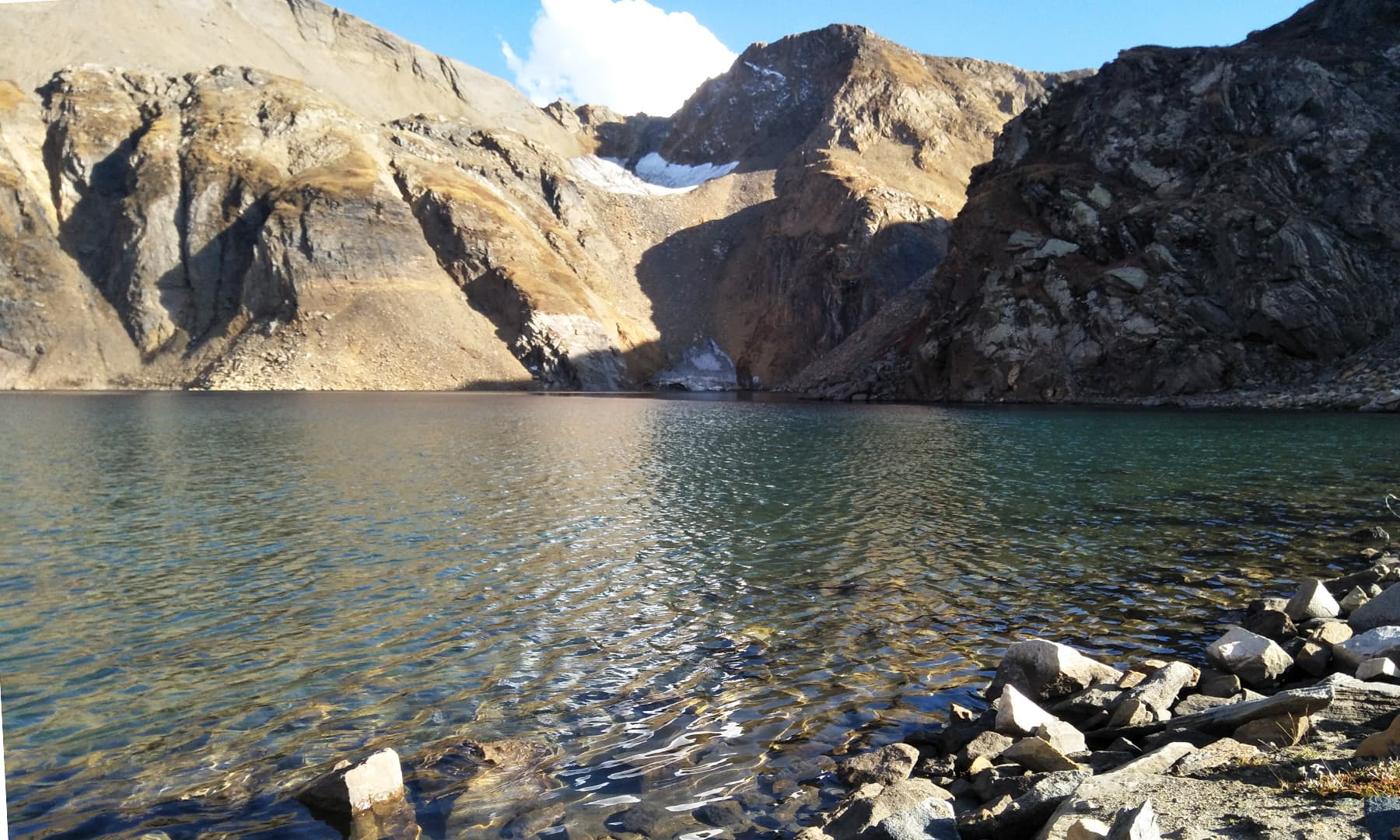 امید ہے کہ اگلے چند برسوں میں سیاحوں کی ایک بڑی تعداد اس جھیل کا سحر اپنی روح تک بسانے کے لیے یہاں آئے گی