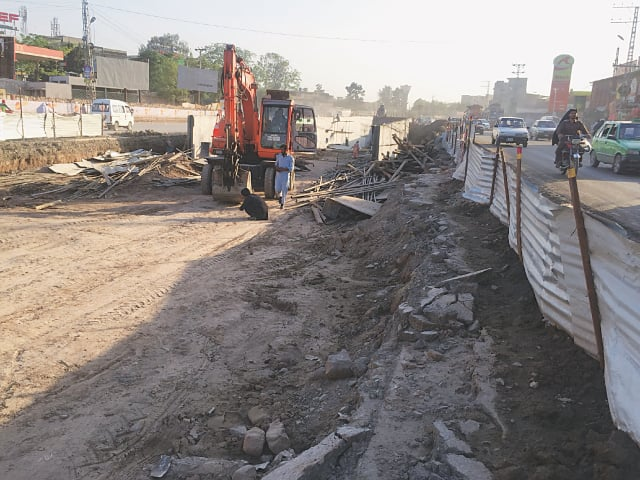 HOW BAD PLANNING IS RUINING PESHAWAR