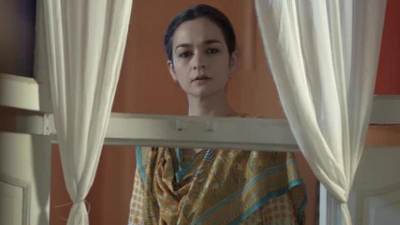 Samiya Mumtaz as Rasheeda in 'Sadqay Tumhare'