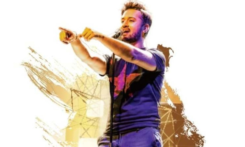 عاطف اسلم کا شمار پاکستان کے کامیاب گلوکاروں میں کیا جاتا ہے —۔