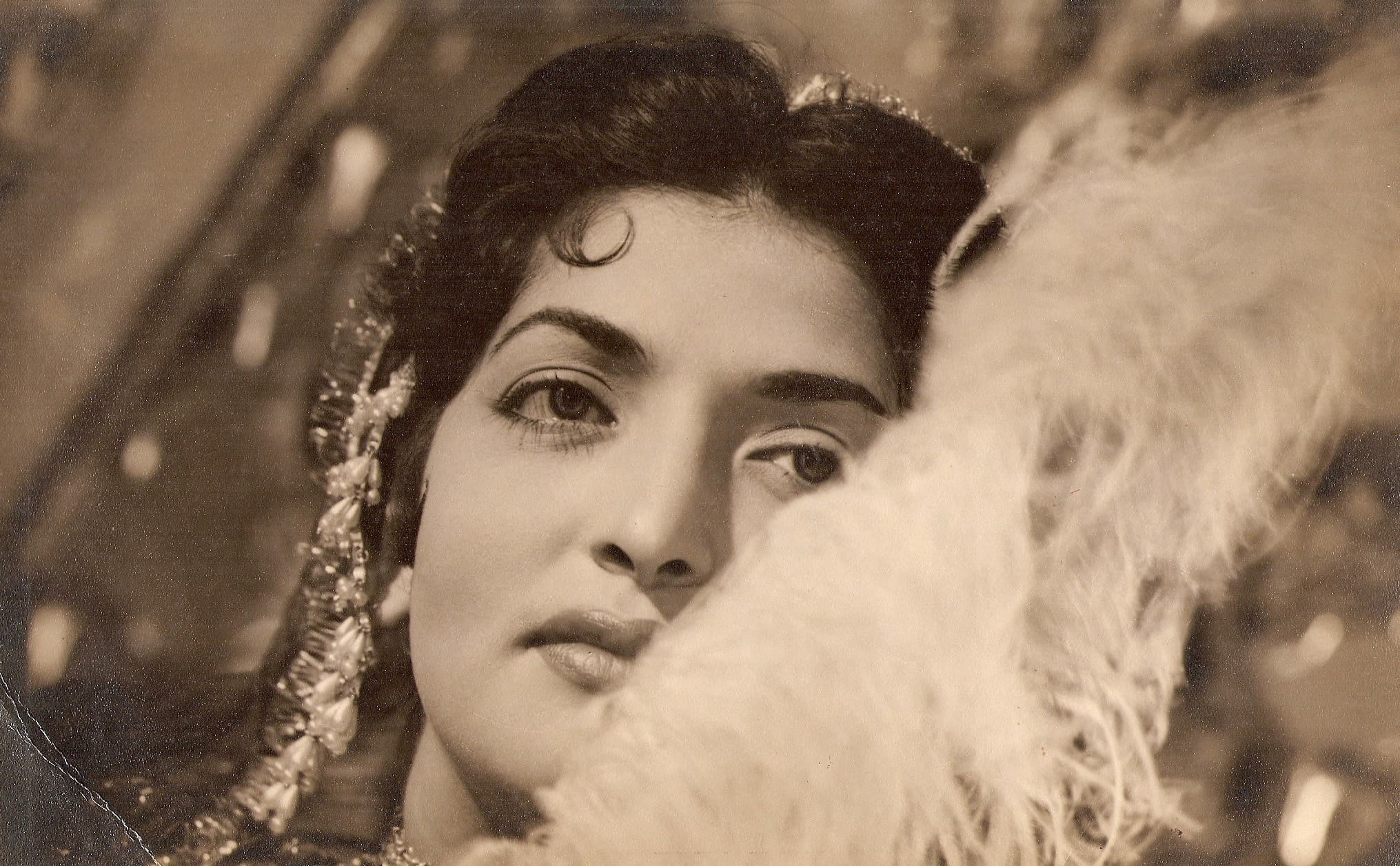 On the set of Mughal-e-Azam. —All photos by the author
