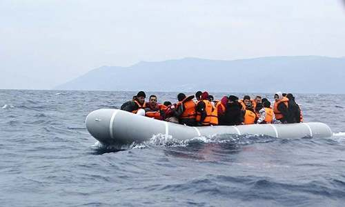 Bodies of seven Afghan refugees found off Turkish coast