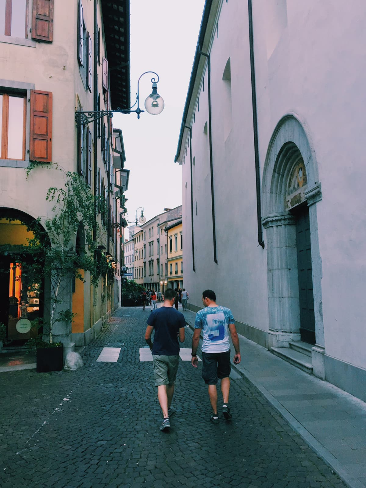 A street in Udine