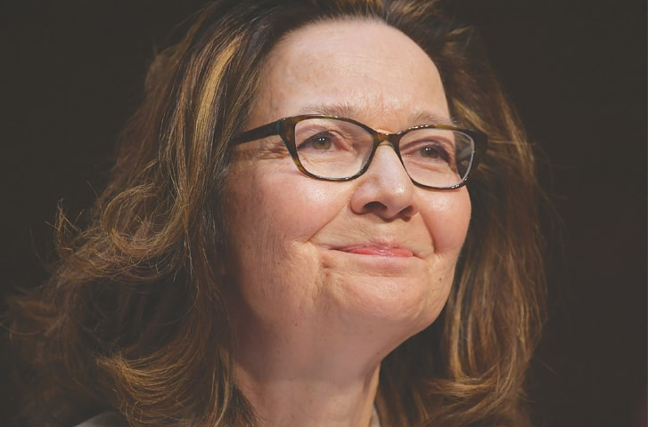 Trump CIA pick Gina Haspel heads for confirmation amid resistance