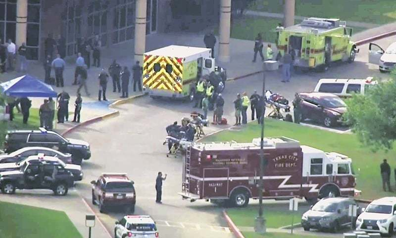 How it happened: 'I'm going to kill you,' said Texas school gunman before opening fire