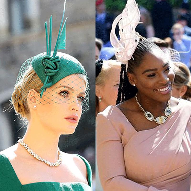 L-R: Kitty Spencer, Serena Williams.
