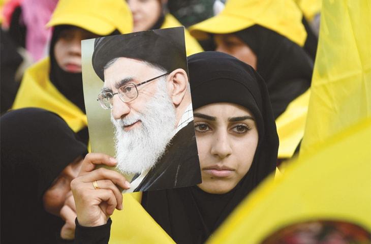 Iranian officials split over response to US demands