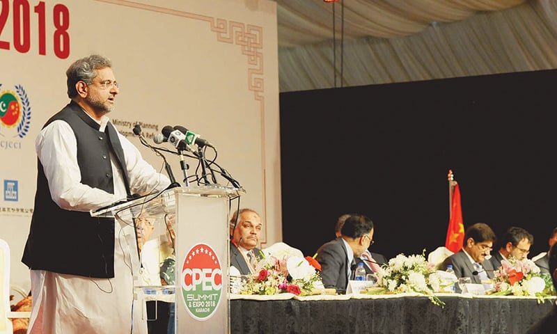 CPEC 2018 Summit: A prototype for prosperity