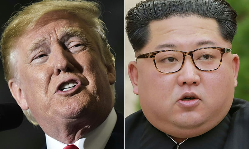 Trump cancels Singapore summit in a letter to Kim