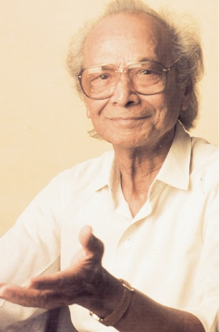 Naushad, who composed for Mughal-i-Azam, is ranked amongst the greats when it comes to film music composing