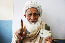 Afghanistan registers candidates for long-delayed elections