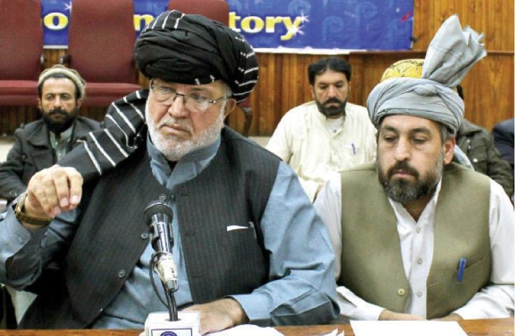 Halt to Fata-KP merger threatened