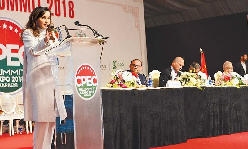 CPEC: A momentum for prosperity