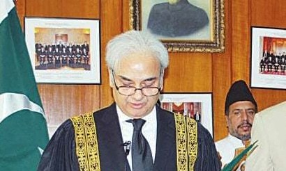 Profile: The 'politically neutral' Nasirul Mulk