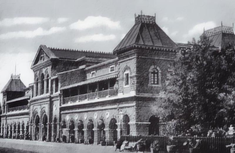 کراچی چھاؤنی ریلوے اسٹیشن