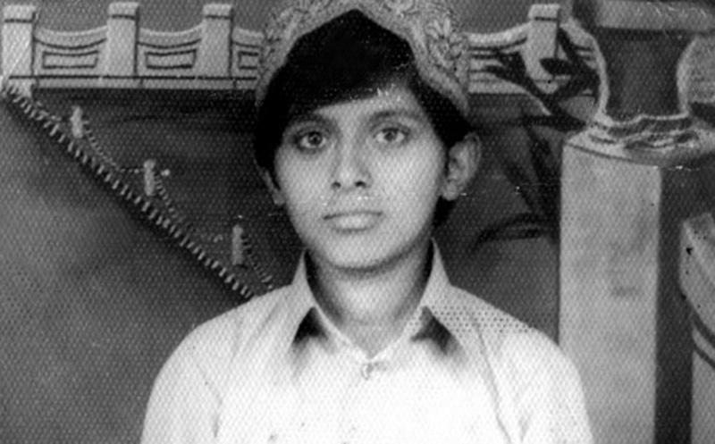 1975ء میں کھنچی ہوئی عبیداللہ کیہر کی تصویر