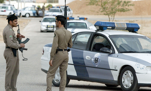 Saudi Arabia says 17 detained in sweeping crackdown