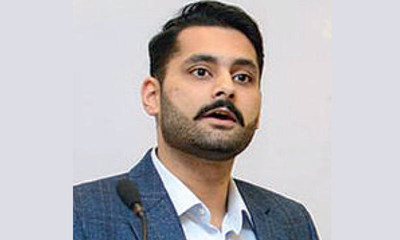 Activist Jibran Nasir to contest upcoming election from Karachi