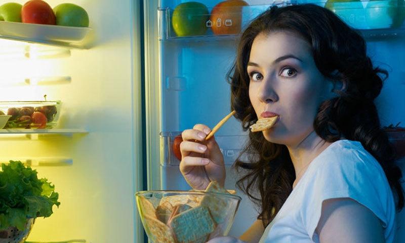 بھوک بڑھانے والی عام عادتیں
