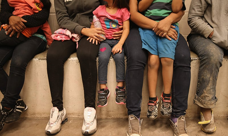 US must stop separating immigrant children from parents: UN