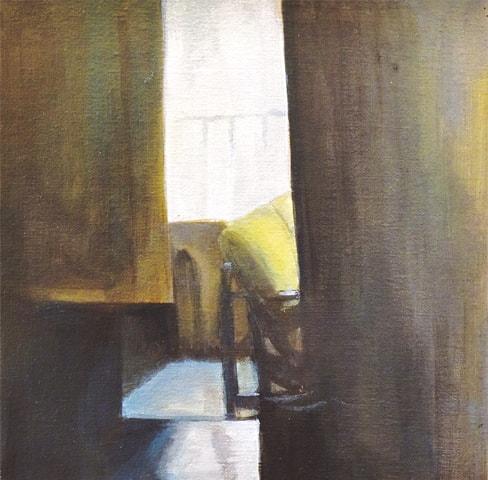 Sanya Hussain's painting