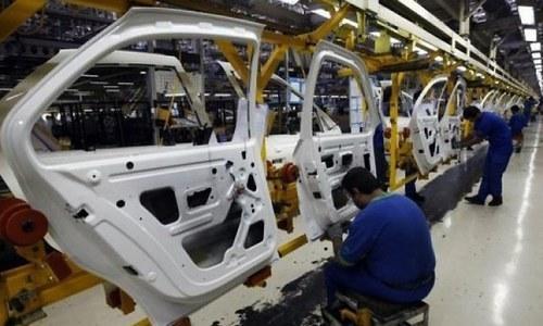 Automakers production plan intact despite sales dent fears