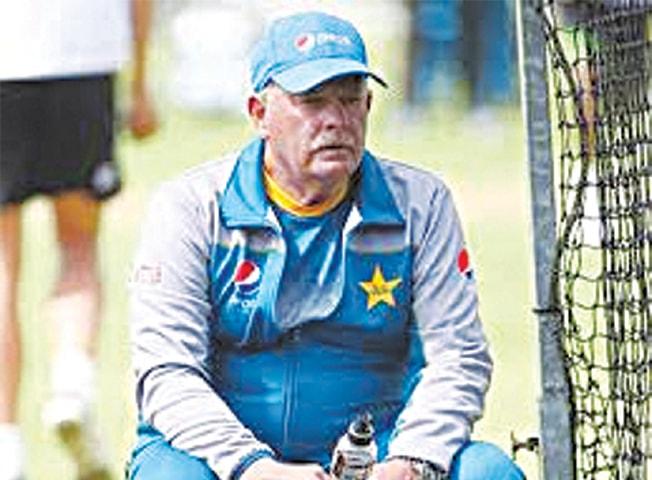 Rixon to quit as Pakistan fielding coach