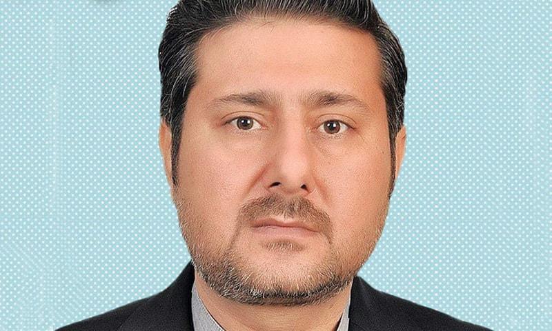 Alauddin Marri.