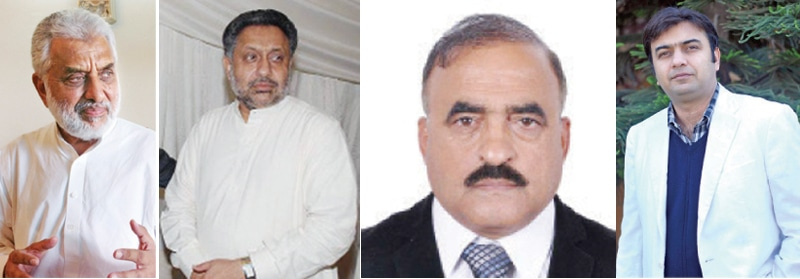 Anger grips PTI leaders in Chakwal as ex-general, PML-Q men get tickets