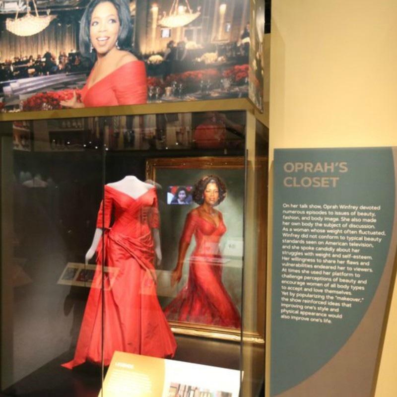 The exhibit runs through June 2019